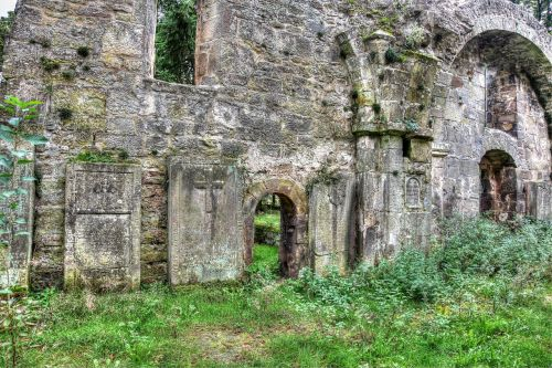 monastery old mysticism