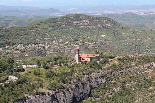 monastery catalonia villa
