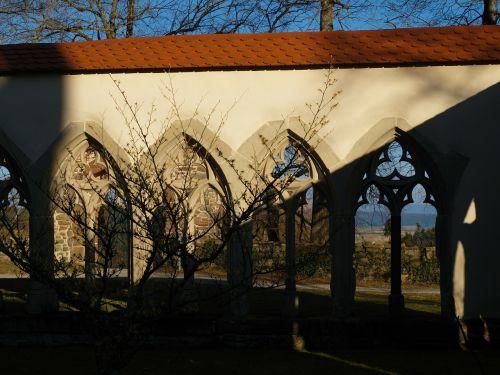 monastery kirchberg holy rooms