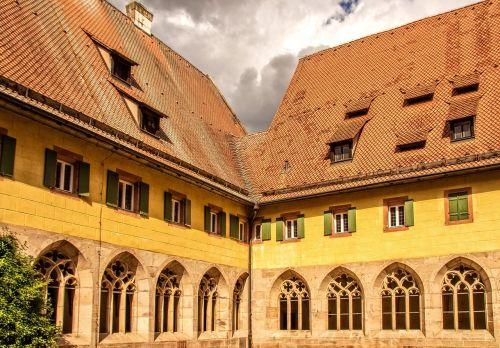 monastery klosterhof historically
