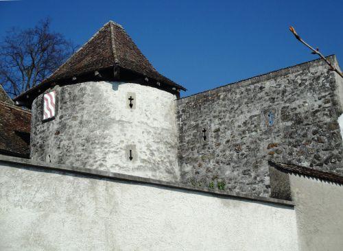 monastery capuchin monastery tower
