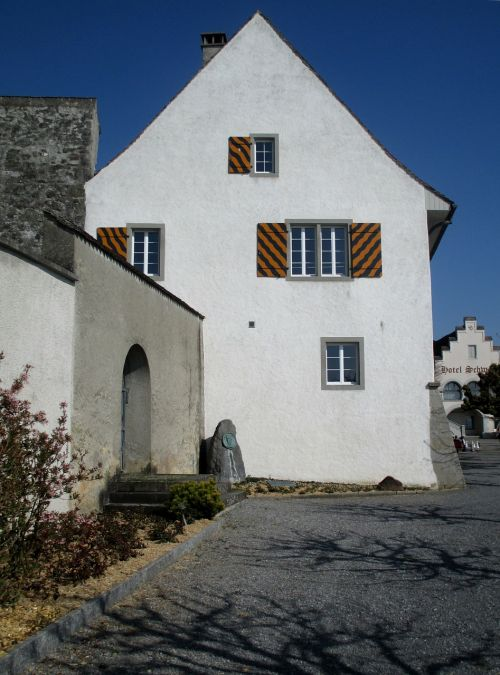 monastery capuchin monastery building