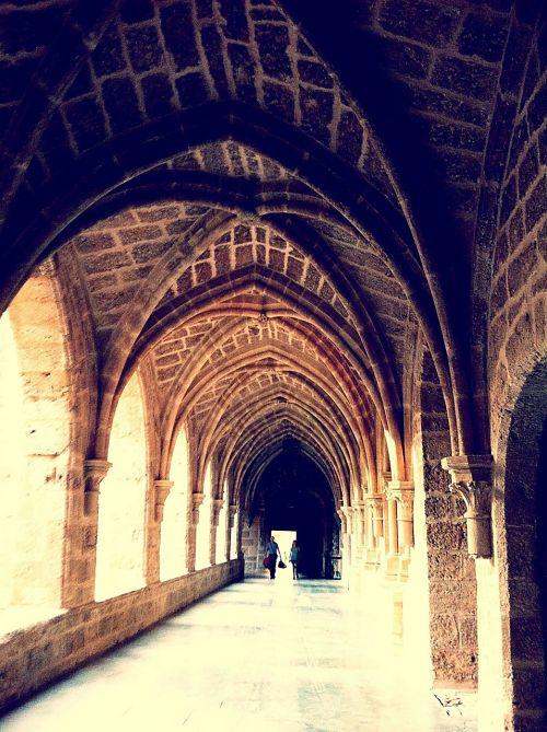 monastery saragossa removal