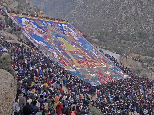 monastery drepung lhasa