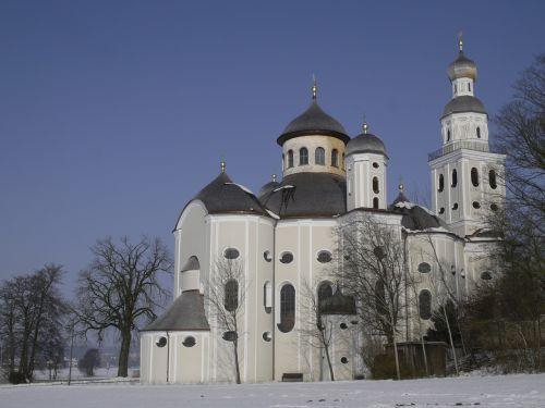 monastery church maria birnbaum