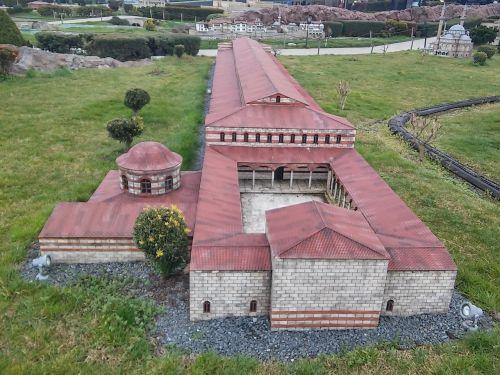 monastery turkey eastern