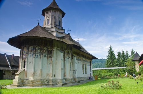 monastery bukovina moldovita