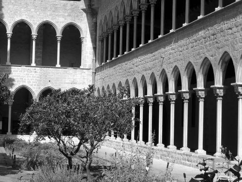 monastery spain old