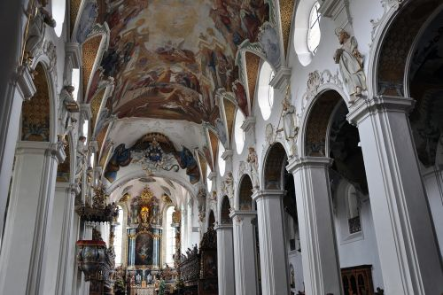 monastery church religion