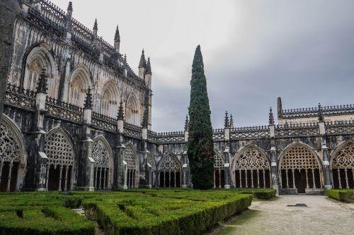 monastery battle portugal