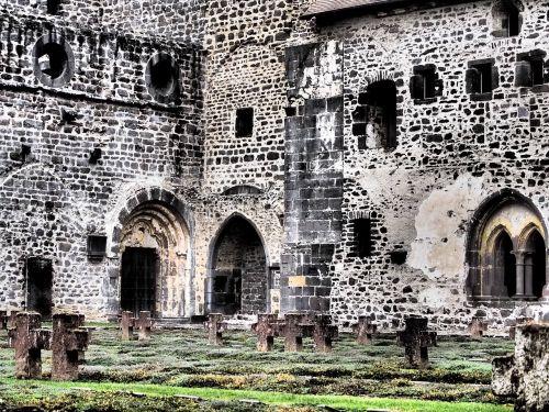 monastery monastery wall building
