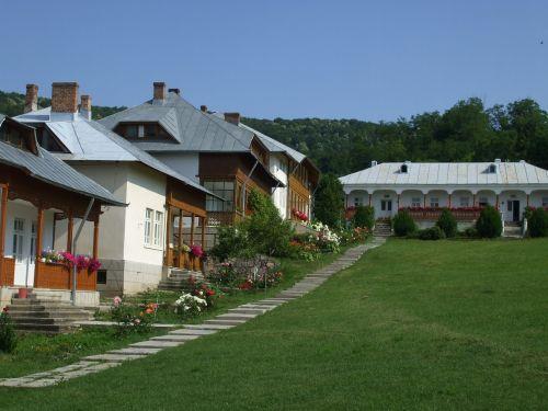 monastery cells monastery house