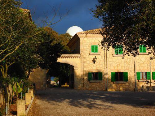 monastery cura cura santuari de nostra senyora de cura