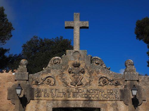 monastery cura cross input