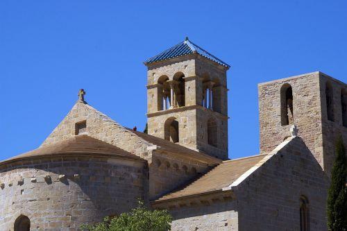 monastery of sant benet churches religious monuments
