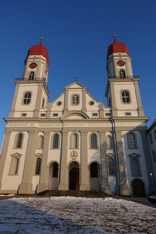 monastery of st urban monastery monastery church