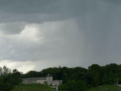 mönchberg salzburg thunderstorm