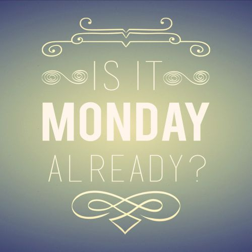 monday ready for monday statement