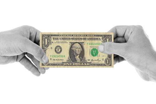money dollar currency