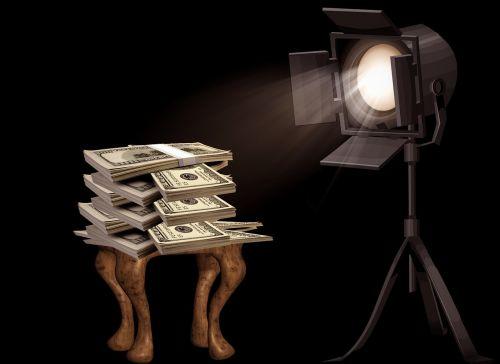money spotlight note money