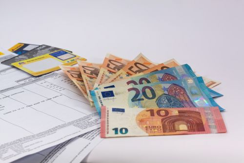 money euro currency
