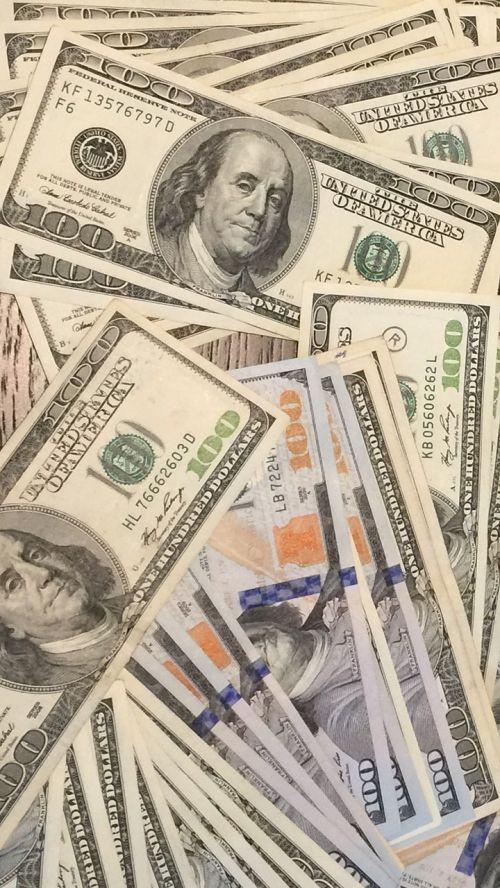 money dollar cash