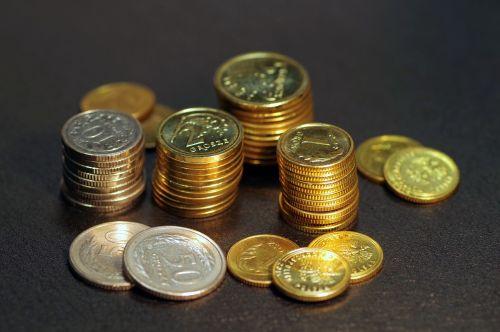 money coins buck