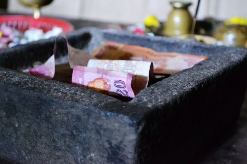 money currency donations