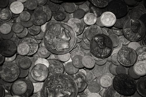 money finance coins