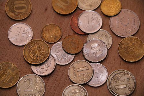 money ruble russia
