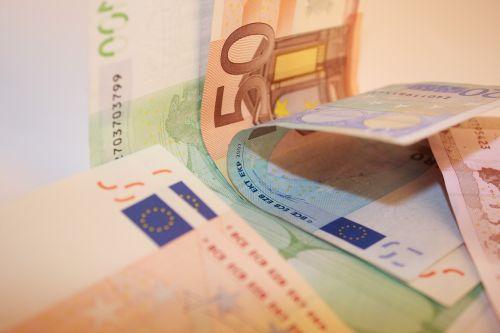 money bills wealth euro