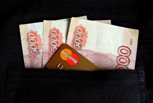 money ruble mastercard