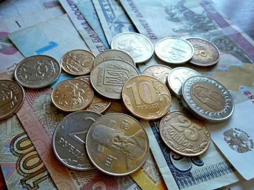 money currency coins