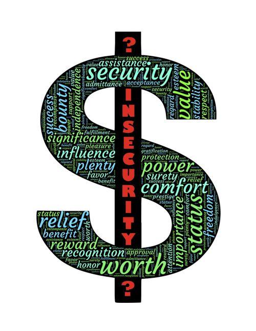money dollar security
