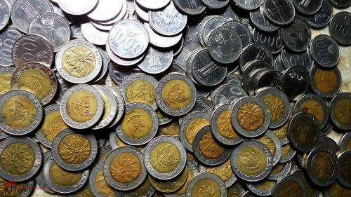 money penny coins