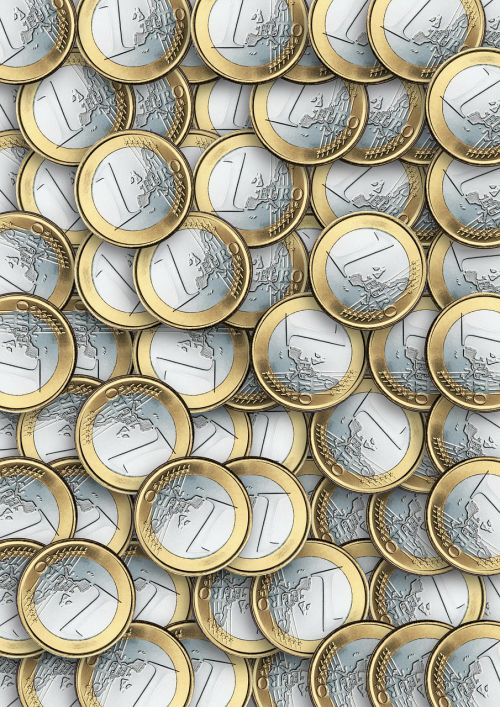 money coins euro