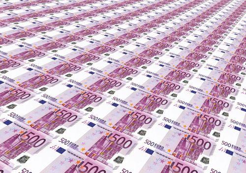 money glut 500 euro euro