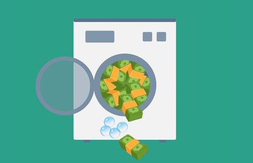 money laundering  crime  finance