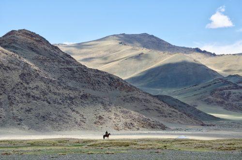 mongolia mountains summer