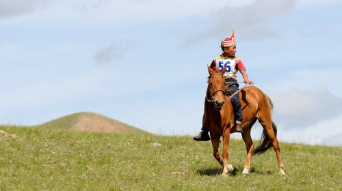 mongolia reiter competition