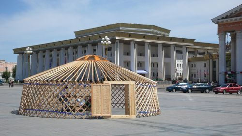 mongolia ulaanbaatar skeleton geru