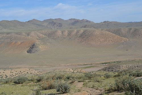 mongolia altai steppe