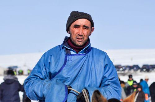 mongolian horseman asia