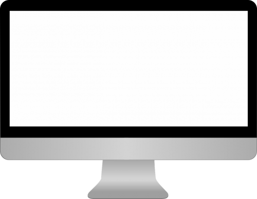 monitor screen computer