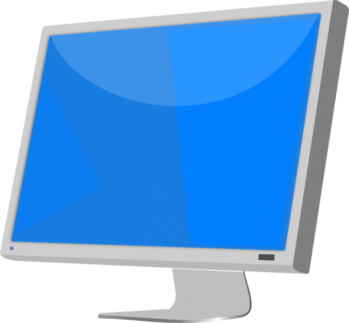 monitor display computer
