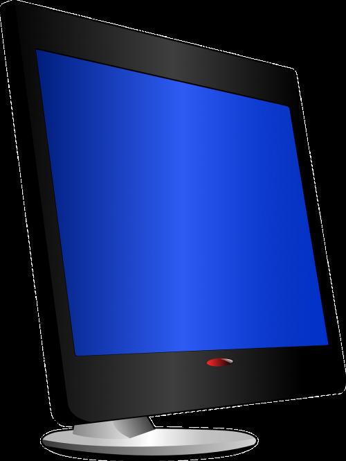 monitor lcd flat