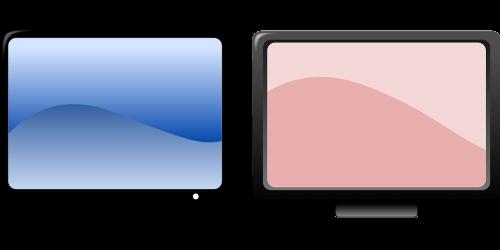 monitor display screen