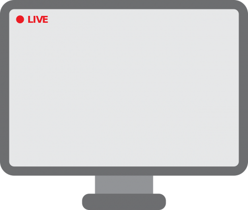 monitor live screen