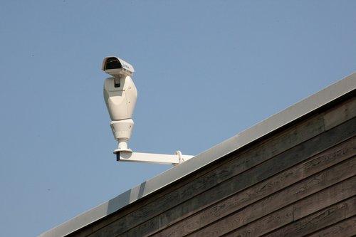 monitoring  camera  surveillance camera