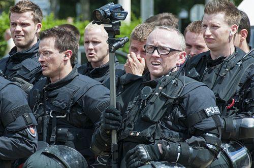 monitoring camera police
